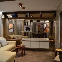 Brick'n'Wood - Lux 1-Bedroom Suite with a View