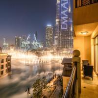 LUX - Burj Fountain View Suite