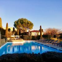 Bastidon à Gordes avec piscine