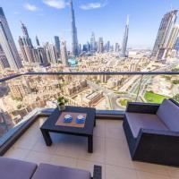 Keysplease 3 B/R Burj View Apt, South Ridge Downtown Dubai
