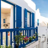 Izabela's house Mykonos Town