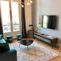 Amazing modern 1BR Cannes center