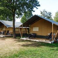 Safaritent at Campingpark de Koekamp