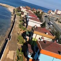 Seyran Seaside - Orange Mid Floor