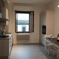 New lovely flat ( 4+1 sleeps) with garden located between Florence and Chianti area