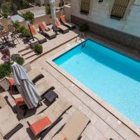 Villa Apartment with inviting pool