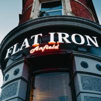 Flat Iron Anfield