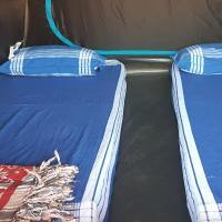 Shaiva Tent and Dormitory