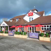 Weathervane Hotel by Greene King Inns, hotel in Stoke on Trent