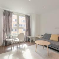 Modern 2 Bed Studio in Holloway Sleeps 4