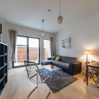 A flat in the heart of Brussels