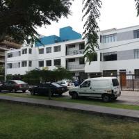 Habitación de 9m2 en Miraflores f/parque