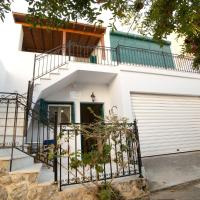 Ross' vacation home in Kalymnos