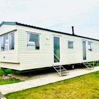 8 berth caravan on Marine Holiday Park, Rhyl