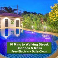 Baan Leelawadee - Luxury Villa with Private Pool