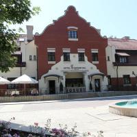 Grand Sal, hotel in Wieliczka