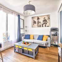 Charming studio - Buttes Chaumont