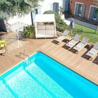 Les Jardins de Cassis, hotel in Cassis