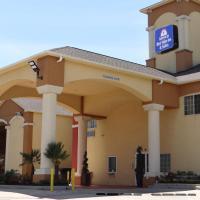 Americas Best Value Inn & Suites Baytown at Garth Road