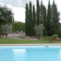 room in farmhouse near san gimignano