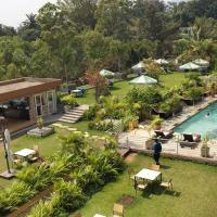 Relax and enjoy the great amenities offered at the Kiriri Garden Hotel