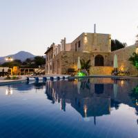 Cretan Traditional Mansion