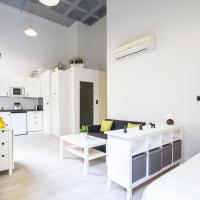 Loft luminoso con chill out a 15 min del centro