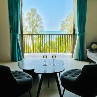 By The Sea-Ferringhi Fully Seaview Suite 6-10ppl 槟城全海景度假屋 5 Star