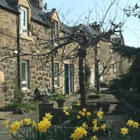 A charming upper cottage near Murrayfield & zoo