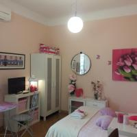 Cotton Candy Studio Flat