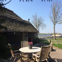 COTTAGE ON THE WATER NR GIETHOORN