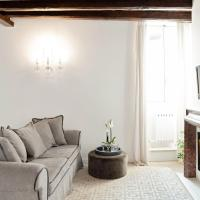 Charming Penthouse in funky Trastevere
