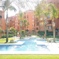 Apartamento con jardín en Los Hidalgos