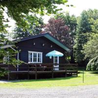 Spacious Chalet with Private Garden near Forest in Waimes