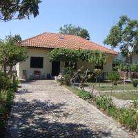 Ασπροβάλτα-Παραδοσιακή μονοκατοικία με αυλή