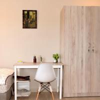 Studio calme, cozy, Quartier animé, proche de tous