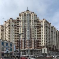 Апартаменты на Куколкина