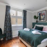 Mayfair chic and splendid flat