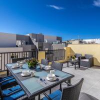Sunny Modern Apartments