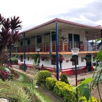 Eco - Hostel, Coffee Farm - CAFE JAGUAR