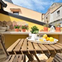 Ragusa exclusive flat with terrace and barbecue