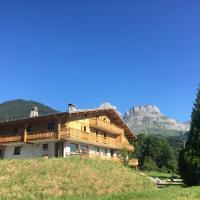 La Terrasse du Mont-Blanc