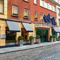 The Morgan Hotel, hotel em Dublin