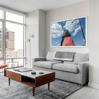 Exquisite 1BR+Lounge-City Center