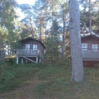 Vita Grindarna / Djurö havsbad