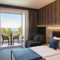 Hotel Haliaetum - San Simon Resort, hotel v Izoli