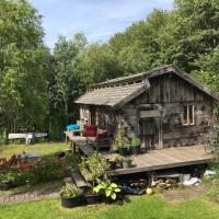 Cabin in the Green - near Amsterdam