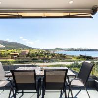 Cape Sea View Apartment at Sounio