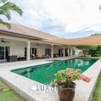 OPH3 Private Pool Villa With 3 Bedrooms