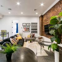 Stayloom's Charming Designer Space | near A/C/J